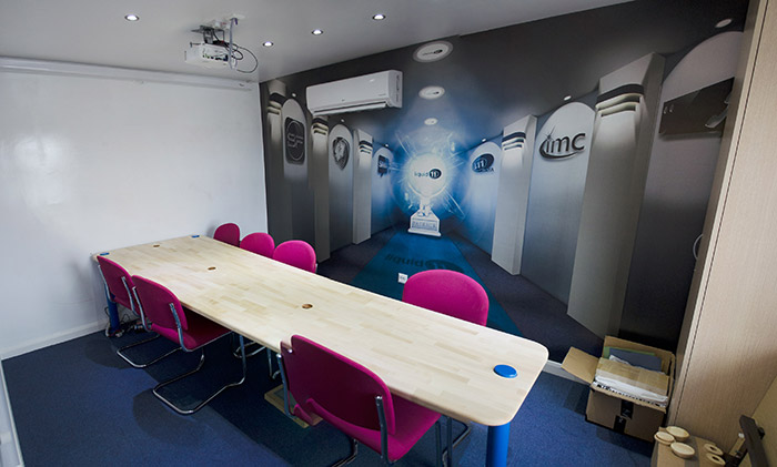 Liquid11 Meeting Room