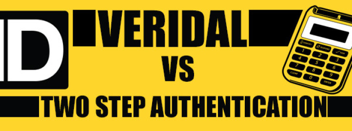 Veridial Vs Two Stage Authentication