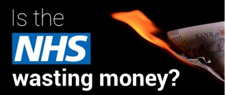NHS-wasting-money